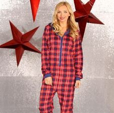 ADULT TARTAN ALL-IN-ONE